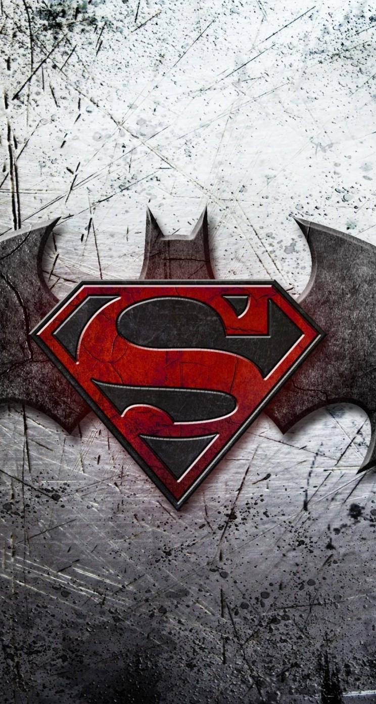 Batman VS Superman HD Wallpapers For IPhone 5 / 5s / 5c