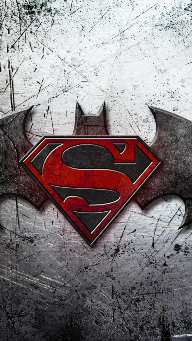 Another Batman And Superman Logo