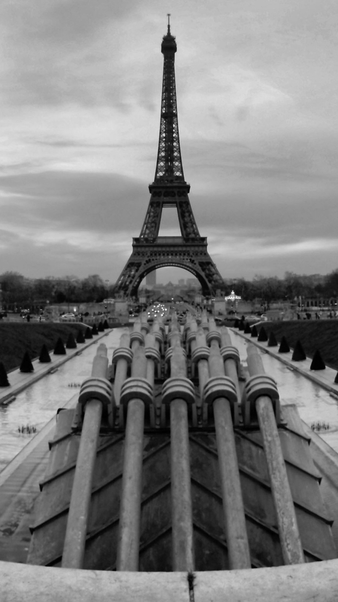 Black And White Paris Wallpaper IPhone 6 Plus