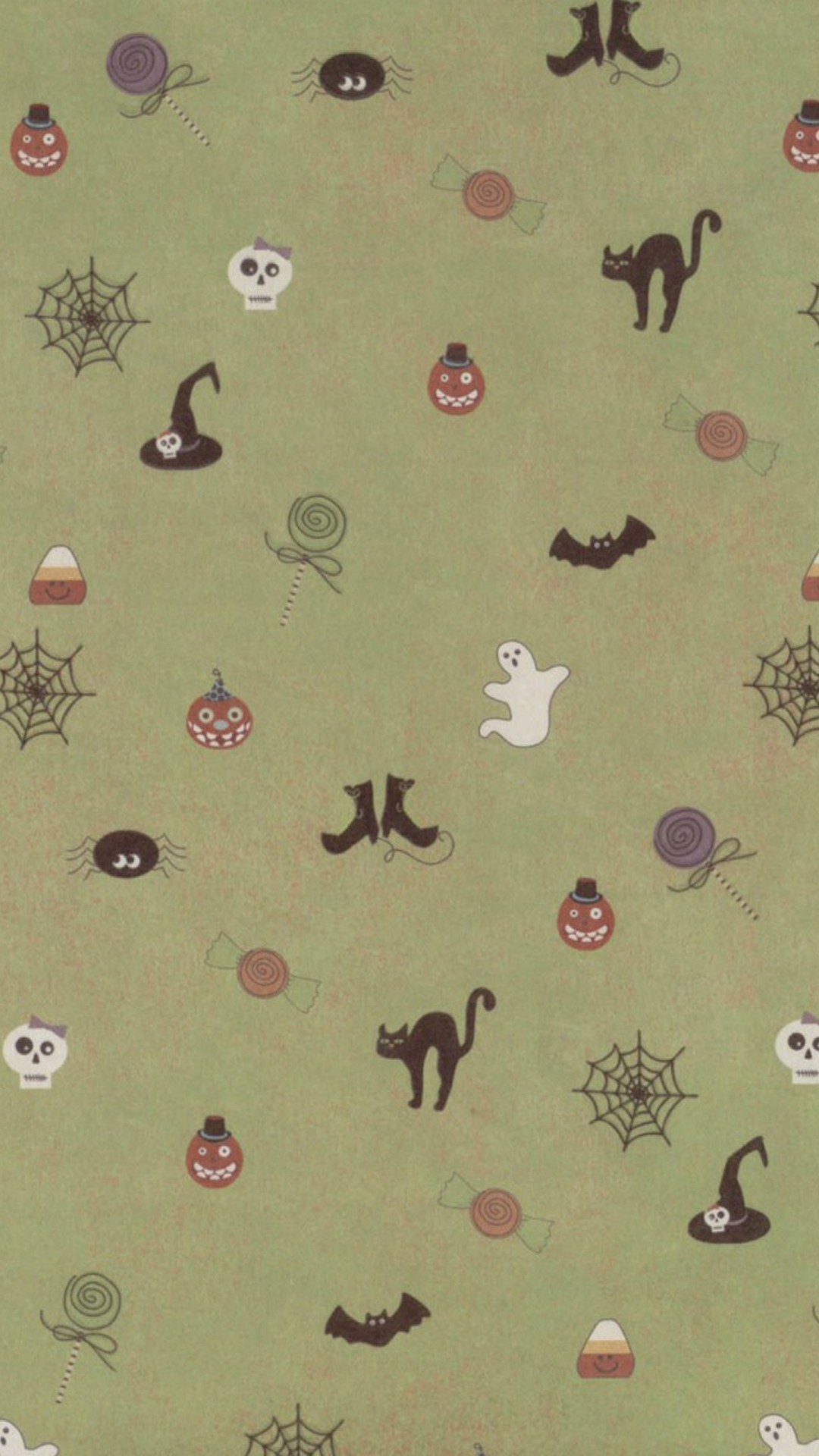 Beautiful Wallpaper Halloween Iphone 6s Plus - cute-halloween-pattern-wallpaper-wallpaper-background-1080x1920  Photograph_613495.jpg
