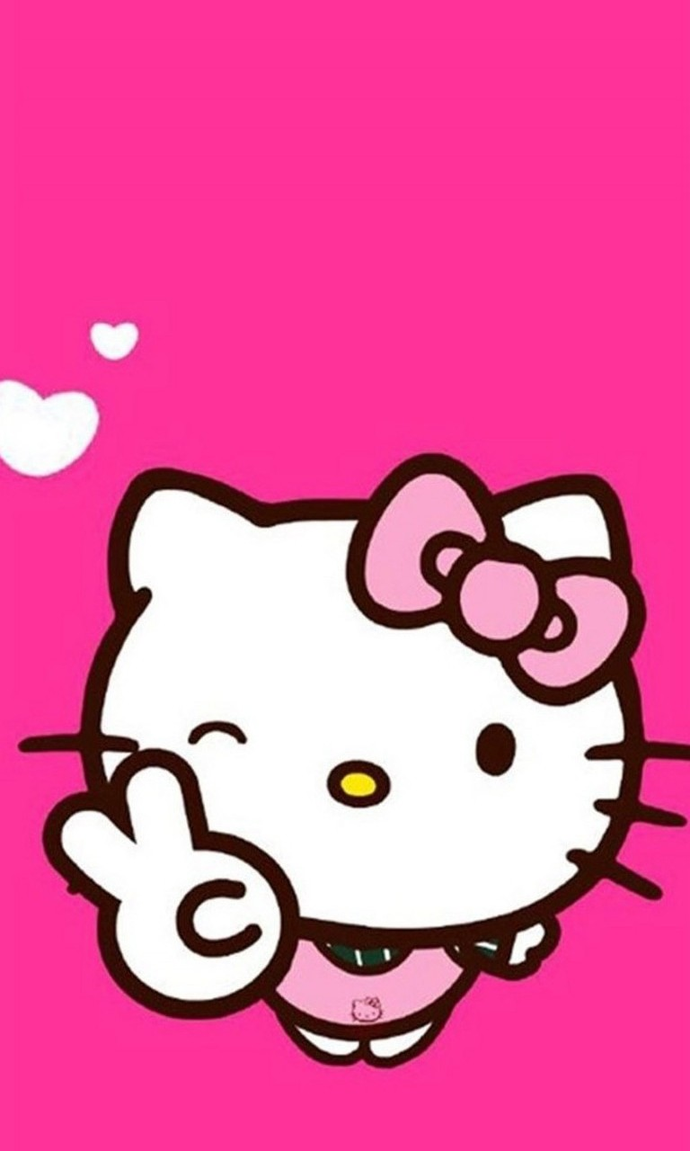 Popular Wallpaper Love Nokia - cute-hello-kitty-wallpaper-background-768x1280  Gallery_761719.jpg