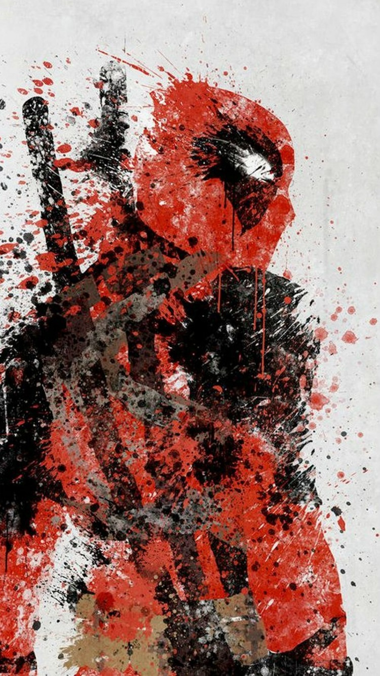 Deadpool Hd Wallpapers For Iphone 6s Page 2 Wallpaperspictures