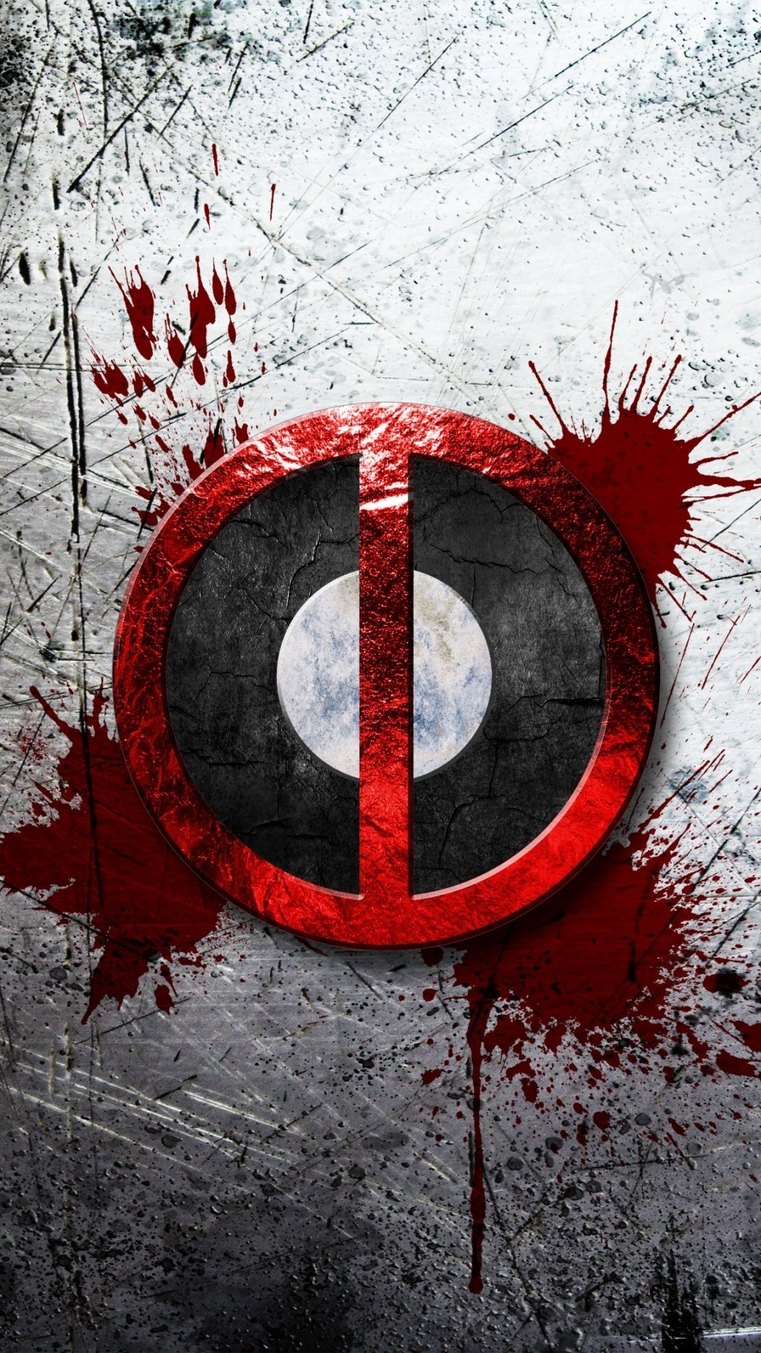 Hd wallpaper upload - Deadpool Blood