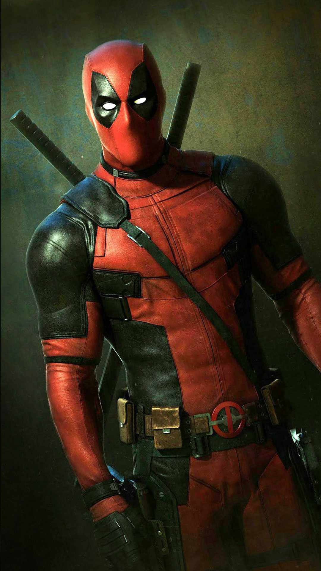 Deadpool from the movie