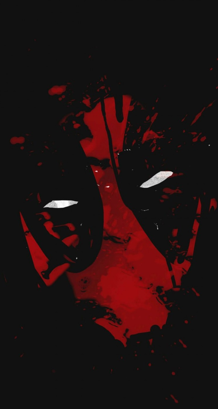 deadpool hd wallpapers for iphone 5 / 5s / 5c | wallpapers.pictures