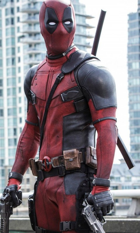Deadpool HD Wallpapers For Nokia Lumia 520