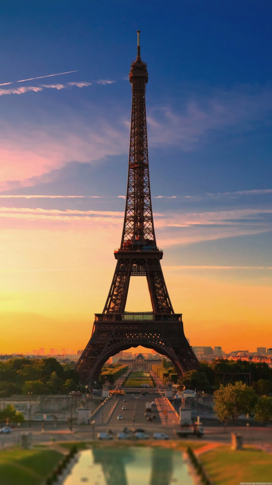 Paris HD Wallpapers For IPhone 6 Plus
