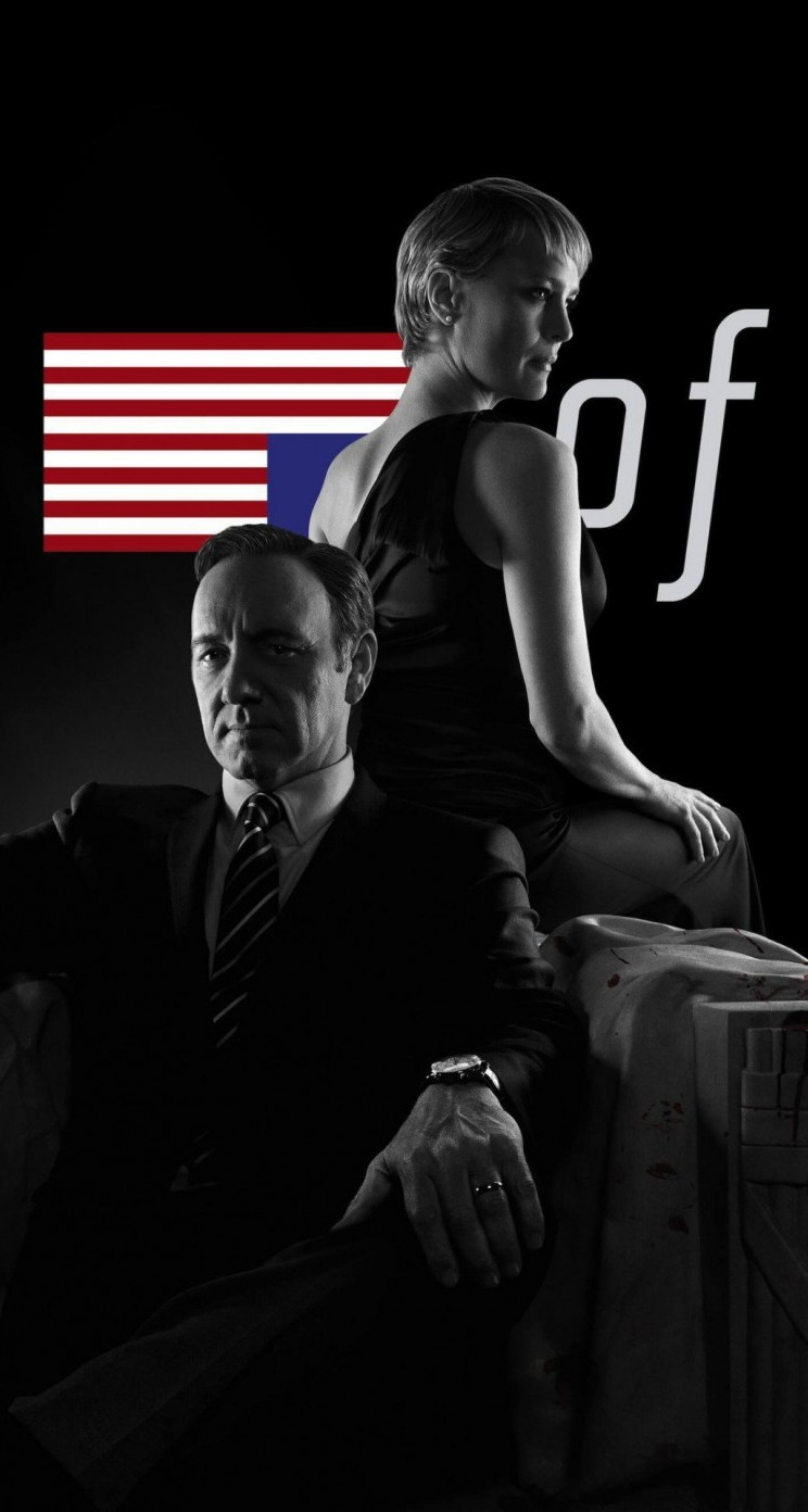 House Of Cards Hd Wallpapers For Iphone 5 5s 5c Wallpapers
