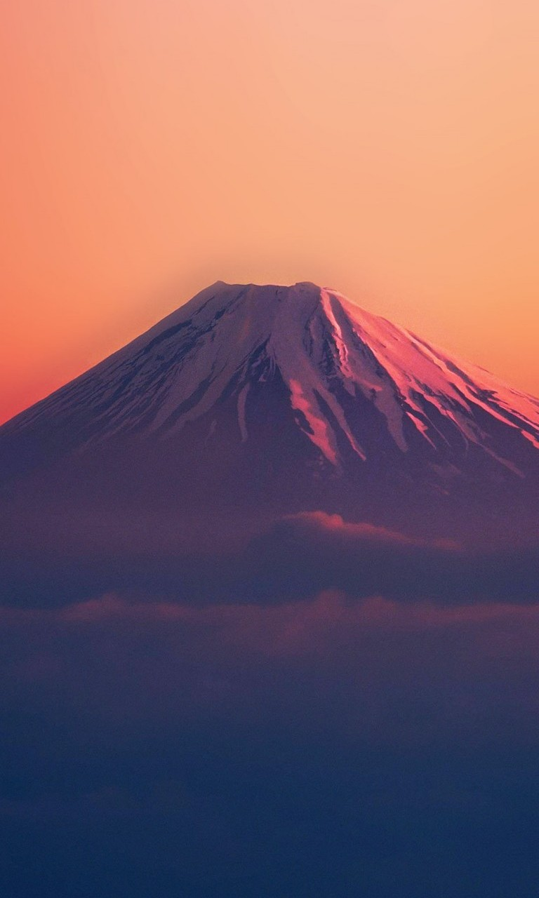 Must see Wallpaper Mountain Nokia - fuji-mountain-wallpaper-background-768x1280  Trends_856621.jpg