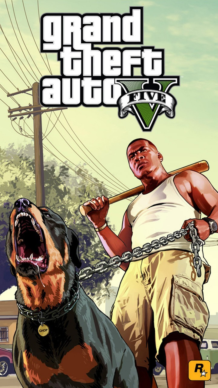 GTA V HD Wallpapers For Moto G4 Play
