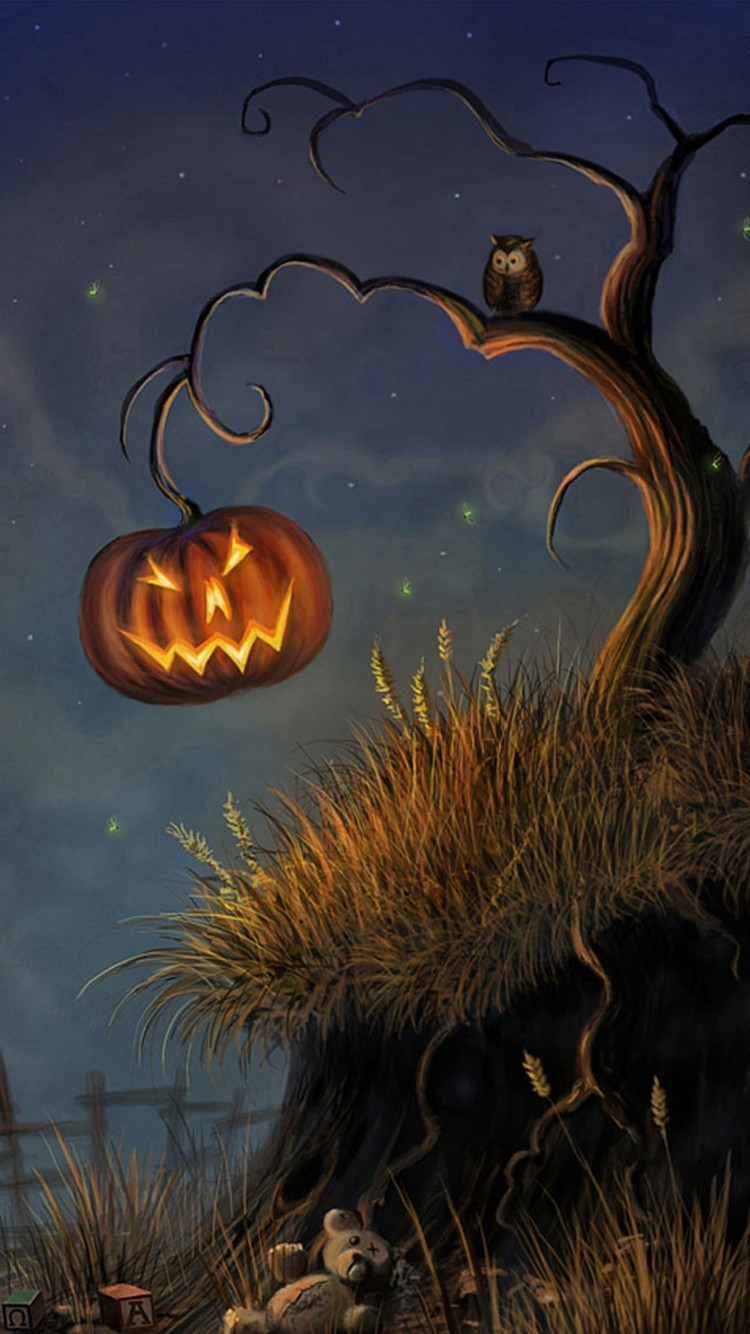 Halloween Hd Wallpapers For Iphone 6s Page 3 Wallpapers Pictures