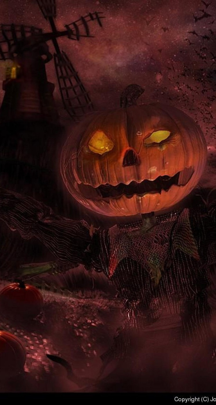 Halloween Hd Wallpapers For Iphone 5 5s 5c Page 2