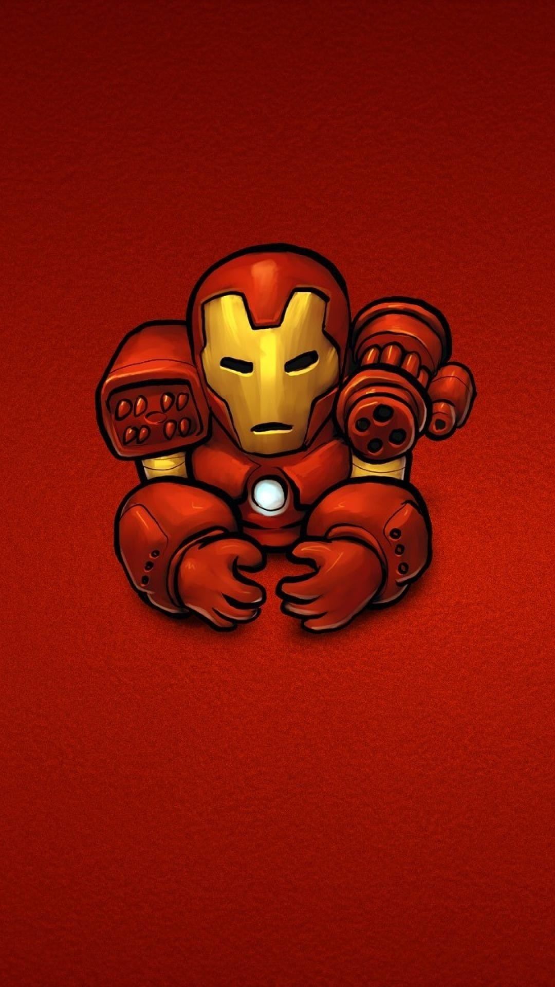 Ironman As Metal Slug. IPhone 7. Download 2