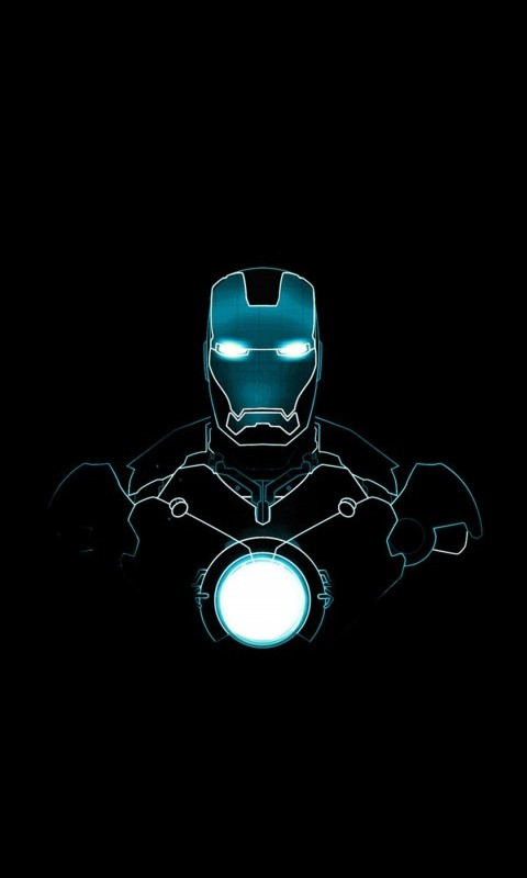 Ironman Hd Wallpapers For Nokia Lumia 520 Wallpapers