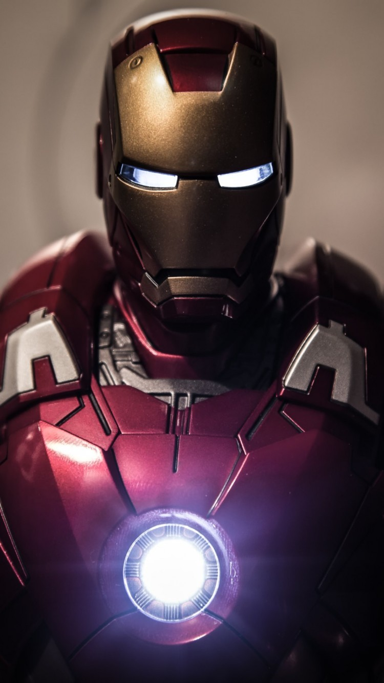 Ironman HD Wallpapers For IPhone 6