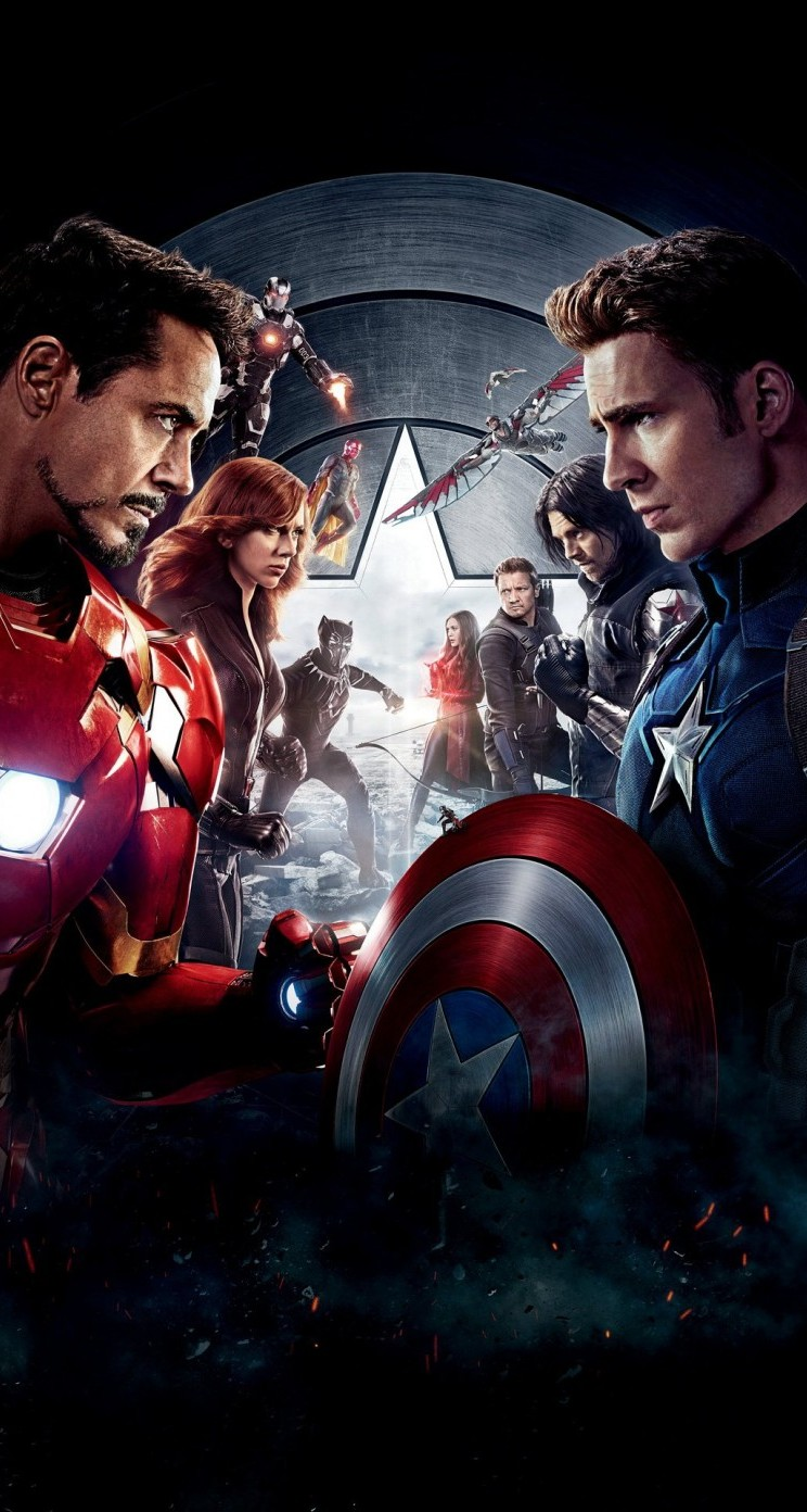 Popular Wallpaper Movie Iphone 5 - ironman-vs-captain-america-wallpaper-background-744x1392  Picture_631615.jpg