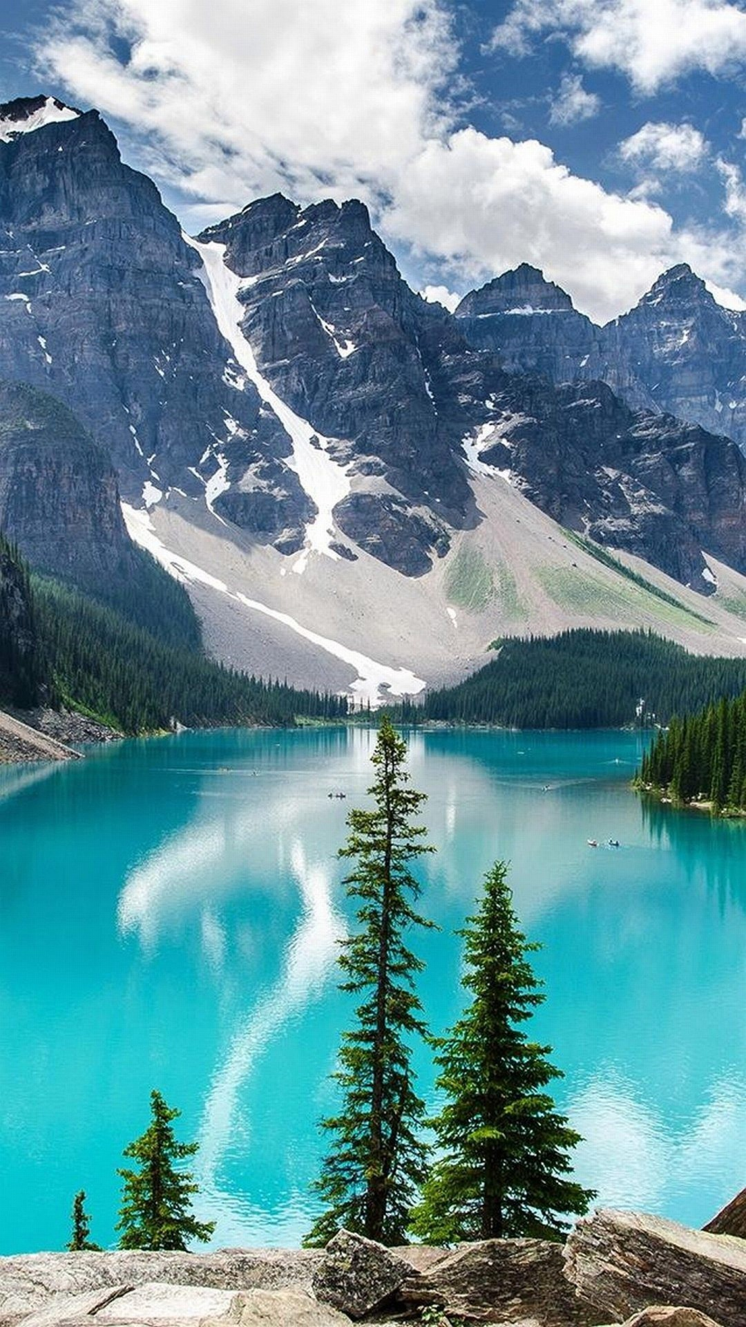Popular Wallpaper Mountain Iphone 7 - lake-louise-at-canada-wallpaper-background-1080x1920  Picture_386018.jpg