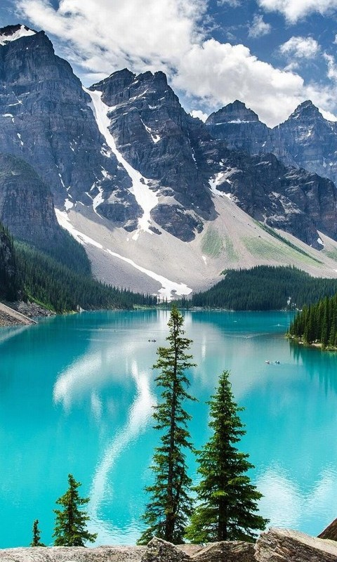 Lakes And Mountains Hd Wallpapers For Nokia Lumia 520