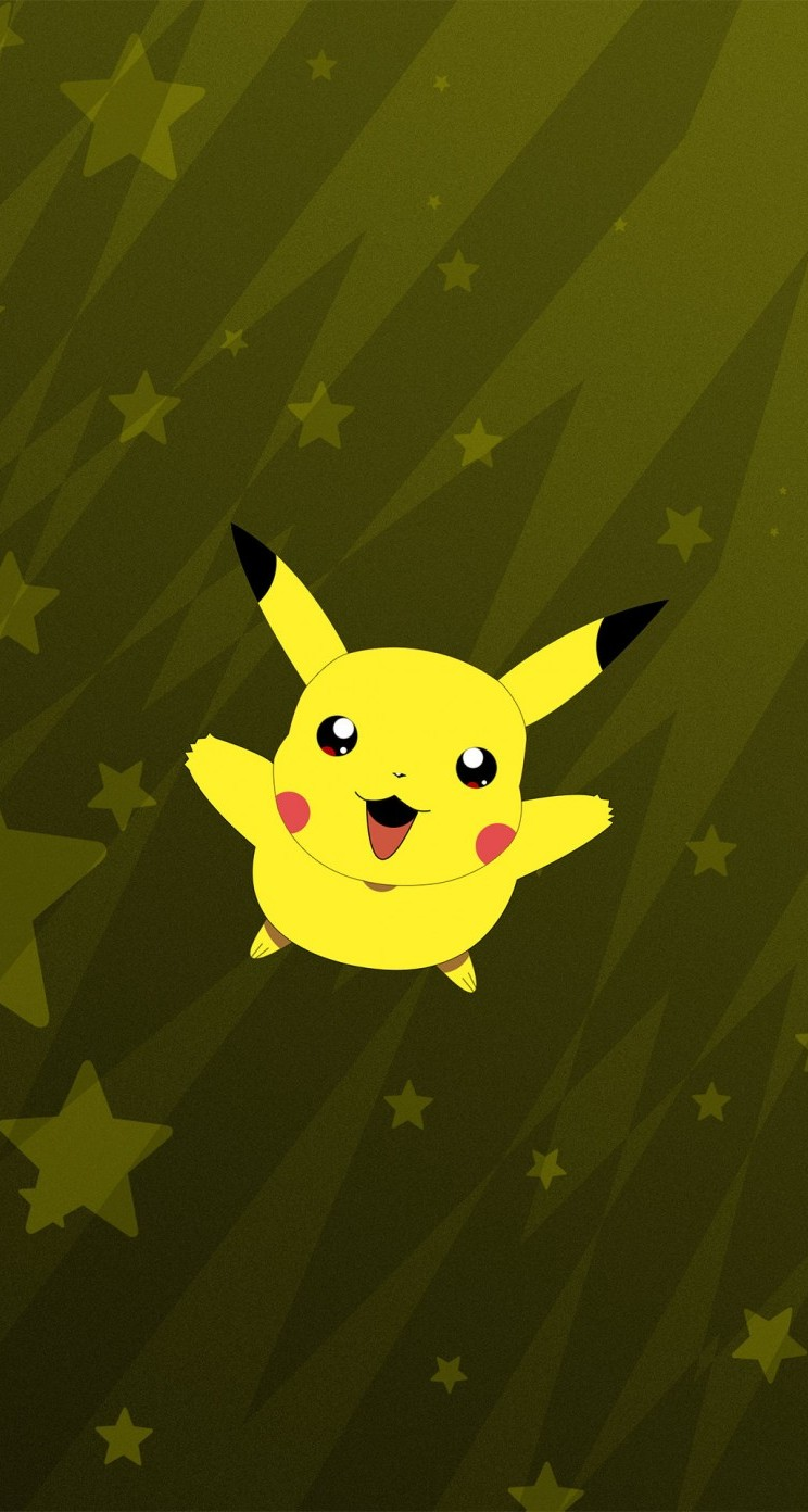 Pikachu Hd Wallpapers For Iphone 5 5s 5c Wallpapers