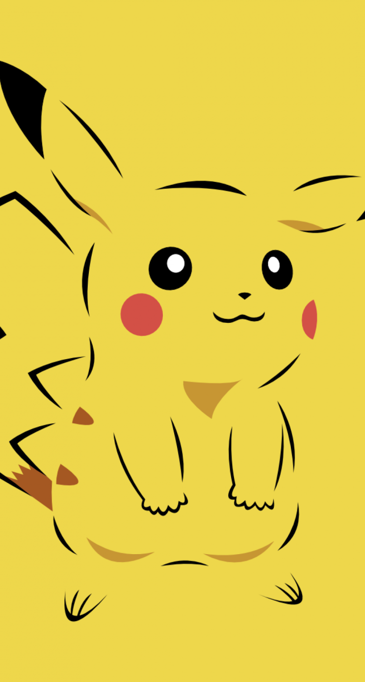 Pikachu HD Wallpapers For IPhone 5 5s 5c