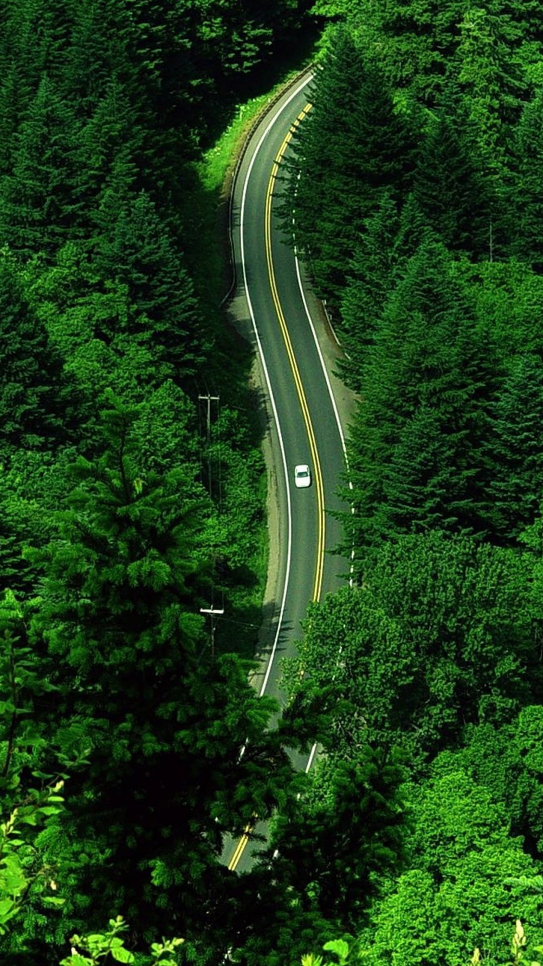 Road HD Wallpapers For IPhone 6 Plus