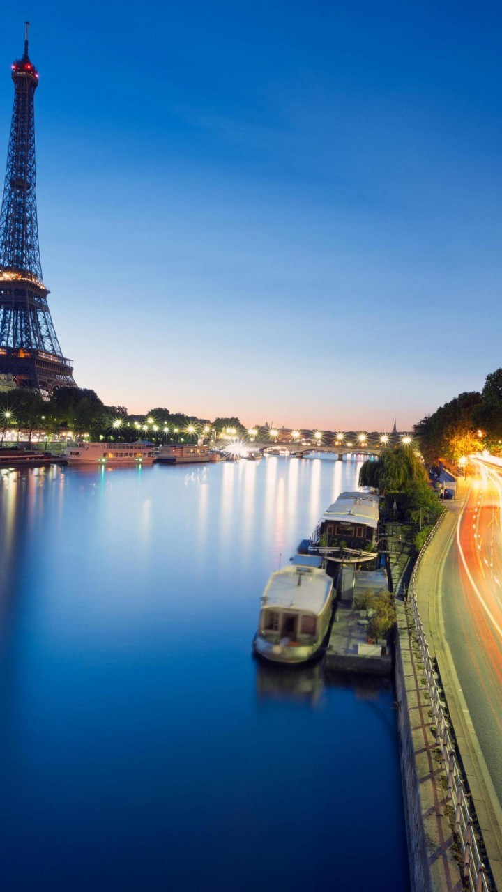 Paris HD Wallpapers for Galaxy J7