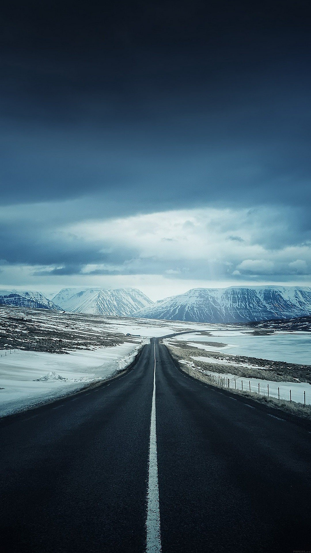 Road HD Wallpapers For IPhone 7