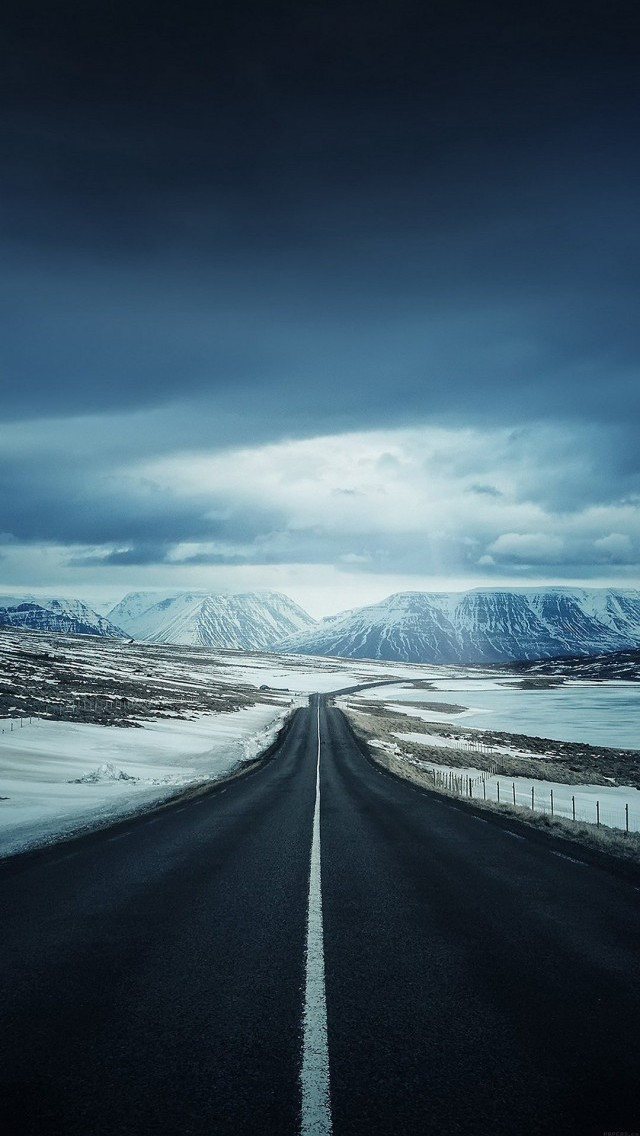 Road hd wallpapers for iphone se wallpapers pictures for Fond ecran smartphone full hd