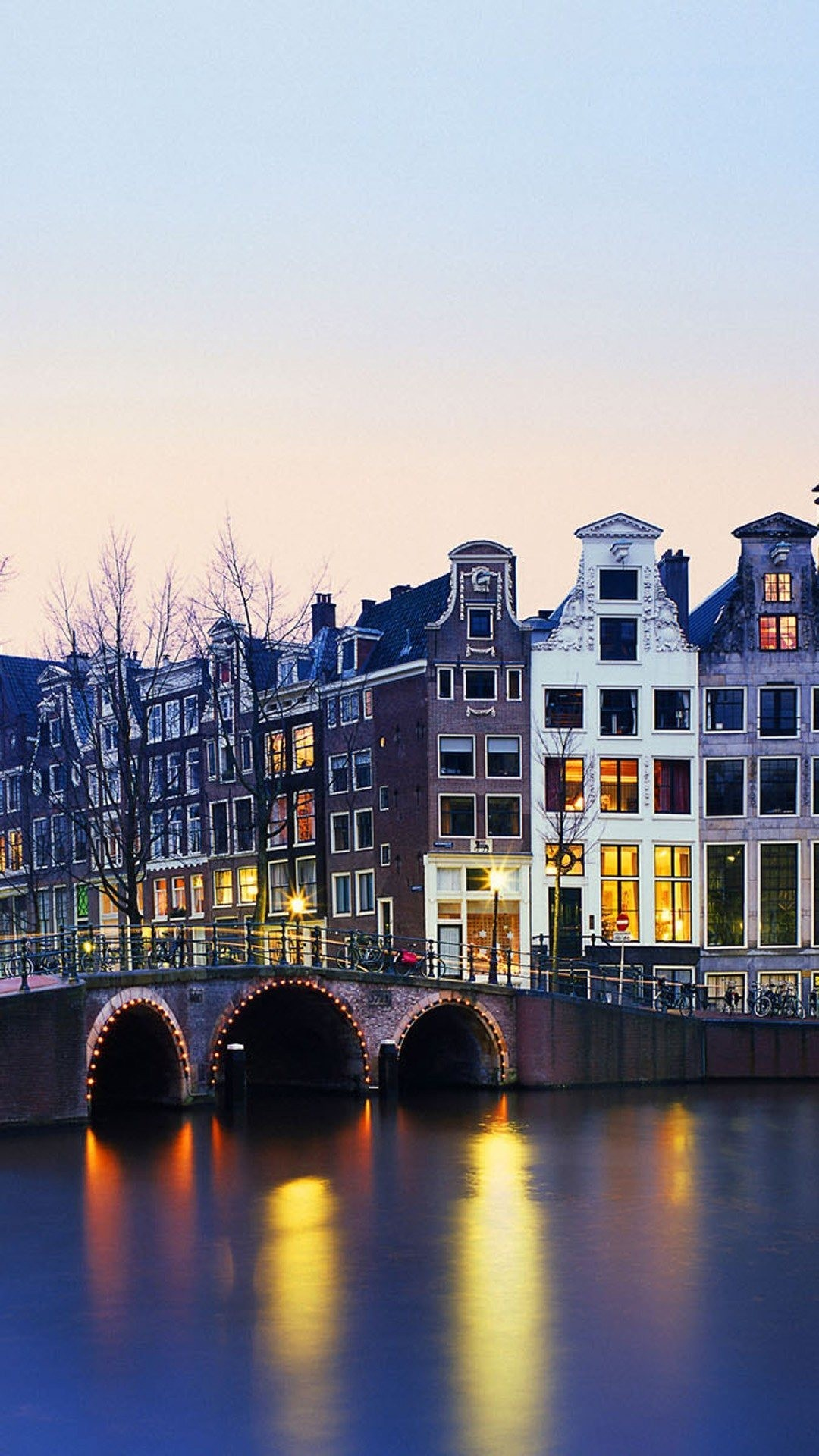 Amsterdam HD Wallpapers For IPhone 7