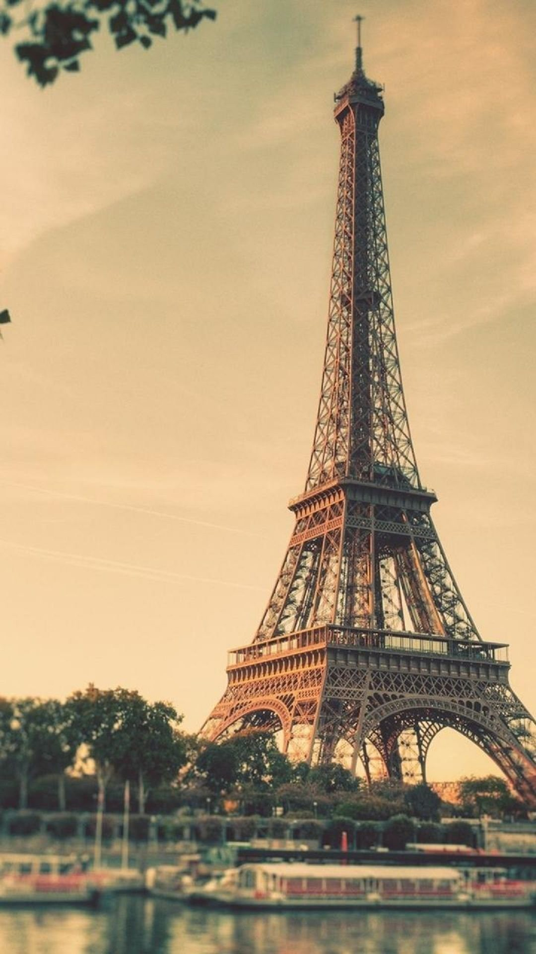 Vintage Paris IPhone 6 Plus Download 0