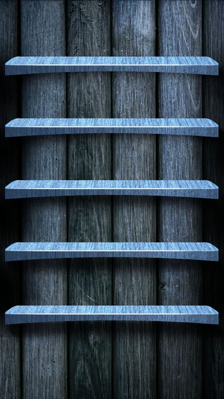 Shelfs HD Wallpapers For Moto X